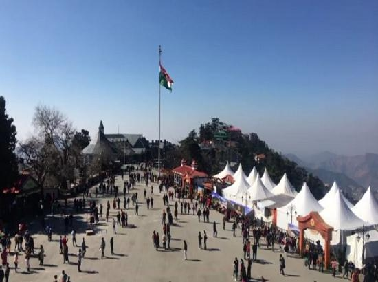Tourist footfall dips in Shimla due to farmers' protests