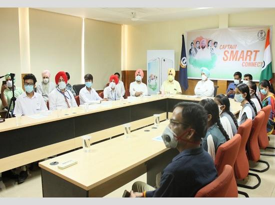 Balbir Sidhu launches Punjab Smart Connect Scheme in Mohali