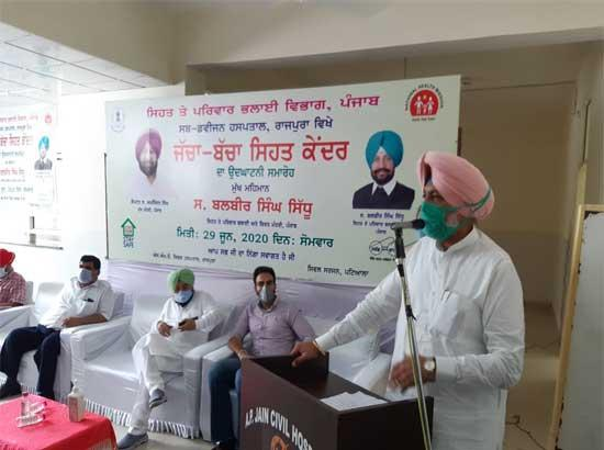 4000 vacancies of doctors & other staff to be filled soon: Balbir Singh Sidhu