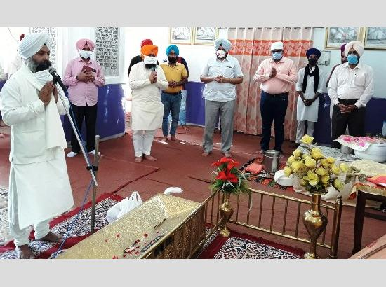 Saragarhi Day celebrated over simple ceremony amid Corona effects