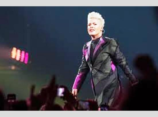Singer Pink reveals she tested positive for coronavirus, donates one million