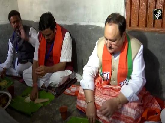 BJP to hold 'Krishak Soho Bhoj' for Bengal farmers on Feb 18