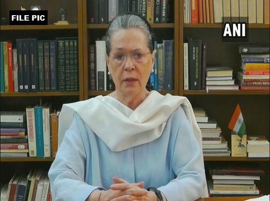 Sonia Gandhi seeks all-party, Parliamentary Standing Committee meetings over COVID-19 situ