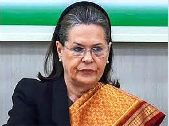 Transfer all money under PM CARES Fund to PM Relief Fund -Sonia Gandhi to Modi