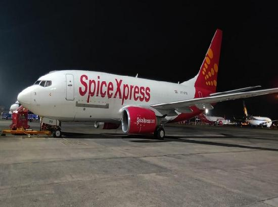 More than 4,400 oxygen concentrators airlifted to India in last 2 weeks: SpiceJet