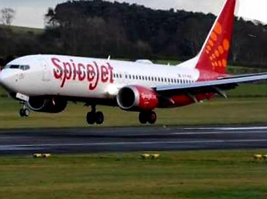 SpiceJet ties-up with Adani Ahmedabad International Airport Limited for seamless delivery