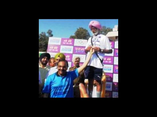 Ferozepur Marathon 2019: Meet 95-year-old inspiring and interesting runner