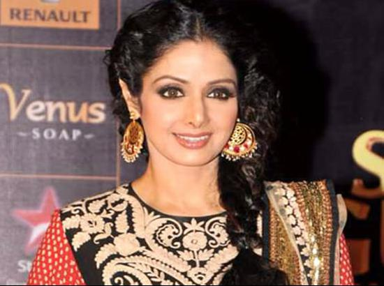 Traces of alcohol in Sridevi's body, died due to accidental drowning: Report