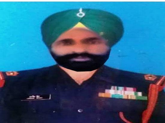 Amarinder announces EX-Gratia of Rs. 50 Lakh & Job for a family member of Martyr Naib Subedar Rajwinder Singh