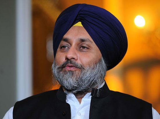 Sukhbir Badal tested positive for corona