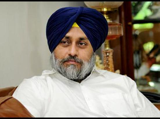 Sukhbir Badal announces to contest Vidhan Sabha poll from Jalalabad