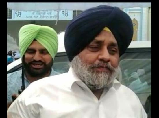 Ferozepur Lok Sabha seat candidate announcement on April 11: Sukhbir Badal