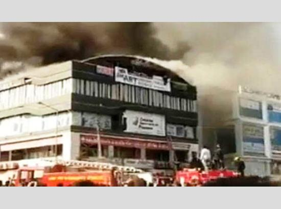 Surat fire: Toll touches 23, fire safety checks in Gujarat