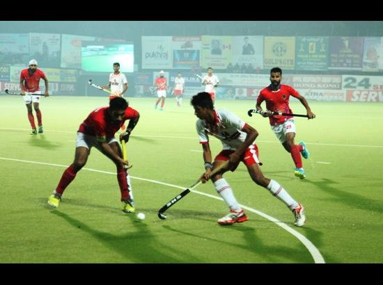 CM releases Rs.21 lac grant for Surjit Hockey Society to promote sports
