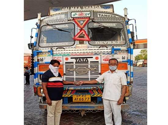Tata Motors provides holistic support to truck drivers and fleet operators during Corona c