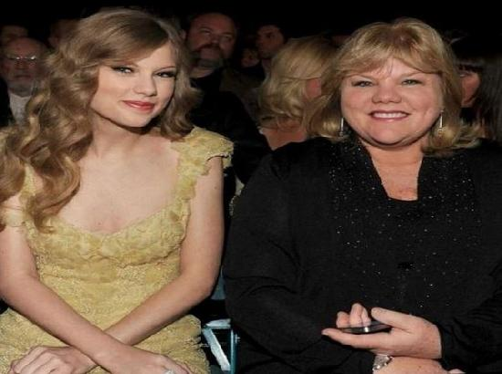 Taylor Swift, her mom donate USD 50,000 to family who lost their father to COVID