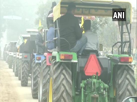 Delhi Police, farmer leaders starts meeting on proposed Republic Day Tractor rally