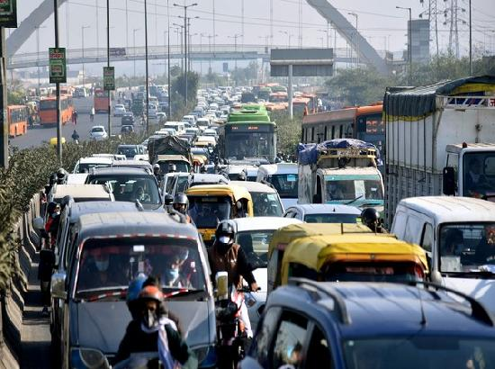 Chilla, Gazipur, Tikri, Dhansa borders closed: Delhi Traffic Police