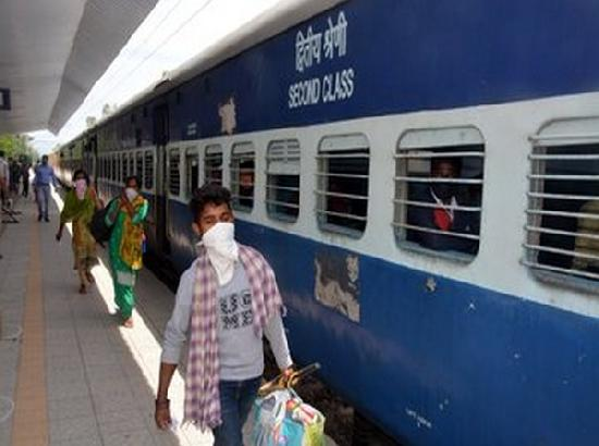 COVID-19: Negative RT-PCR report must for train passengers travelling from 6 states to Mah