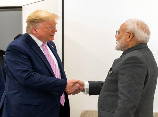 Requested PM Modi to release US order of hydroxychloroquine stockpile, says Trump