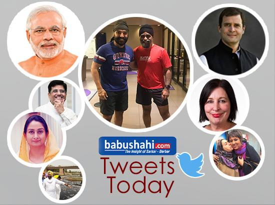 Have a look at Noticeable Tweets of Aug 24,2018