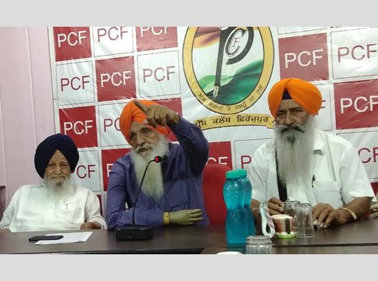 United Sikh Movement accuses Badals for sacrilege cases, appeals to oust them in LS Polls
