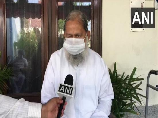 Schools to remain closed for 10 more days in Haryana, says Anil Vij
