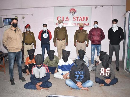 Jalandhar: CP arrests 8 persons for attack on Shri Ram Bhakt Sena Chief