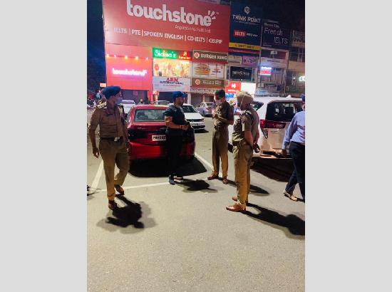 Mohali police issues nearly 800 challans against violators of COVID norms