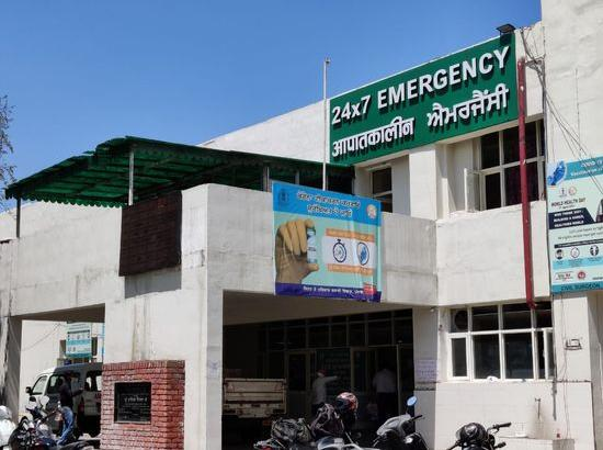 90% beds occupied in Mohali's 'COVID Hospital'; 200 more beds to come