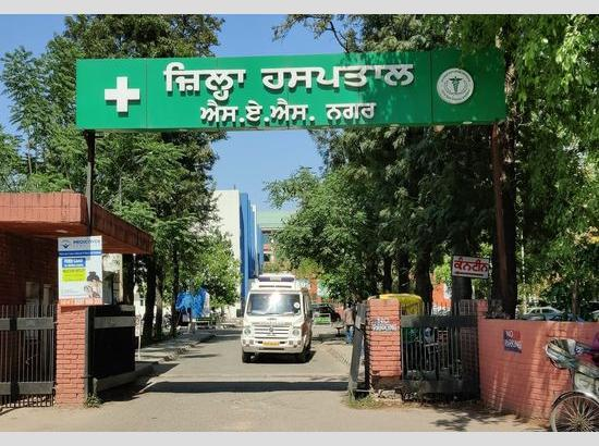 28 health workers of Mohali Civil Hospital test COVID positive