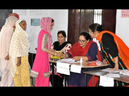 To woo women voters, Women Polling Booths to be set up in Ferozepur