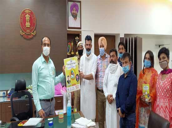 Punjab youth development board to organise Mission Fateh awareness drive in State