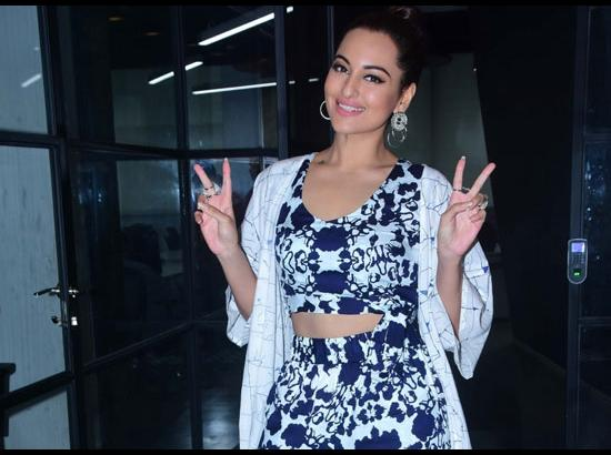Sonakshi Sinha - Promotion of film
