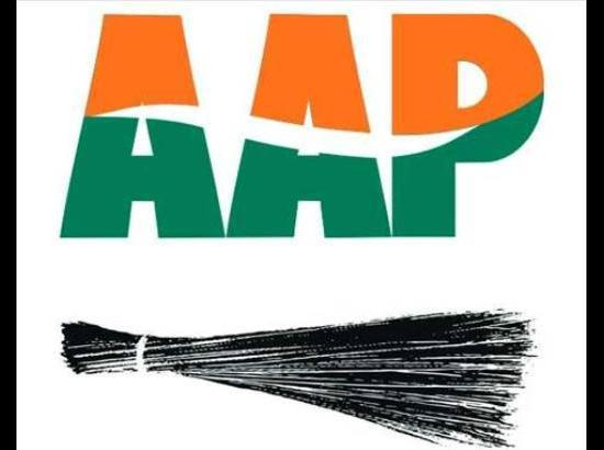 AAP announces various programs in support of the farmers waging a big battle in Punjab