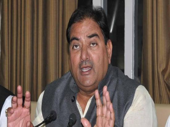 Abhay Chautala resigns as LoP from Haryana as