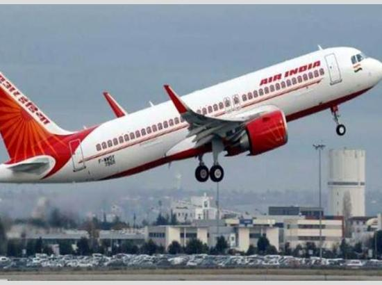 Air India issues general advisory for air travelers