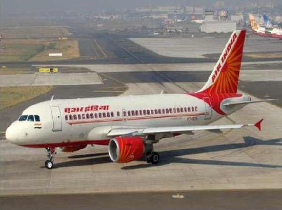 Air India repatriation flight from Ukraine lands in Chandigarh