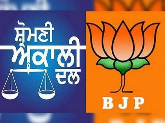 Punjab by-polls : SAD-BJP co-ordination panel to meet on October 5