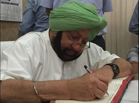 Punjab Vigilance gives clean chit to Amarinde