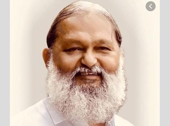 Anil Vij becomes the first JioPostpaid Plus customer in Haryana