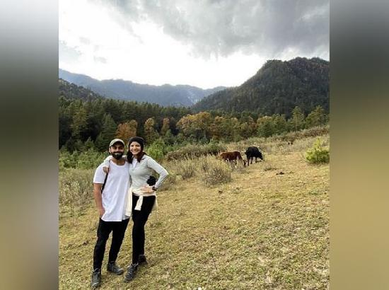 Anushka Sharma pens her memorable trekking experience