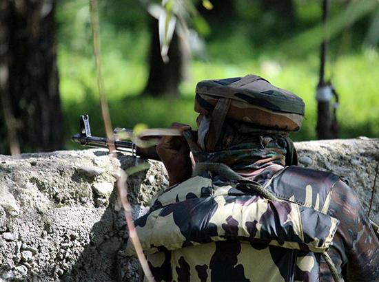 Five militants, soldier killed on LoC