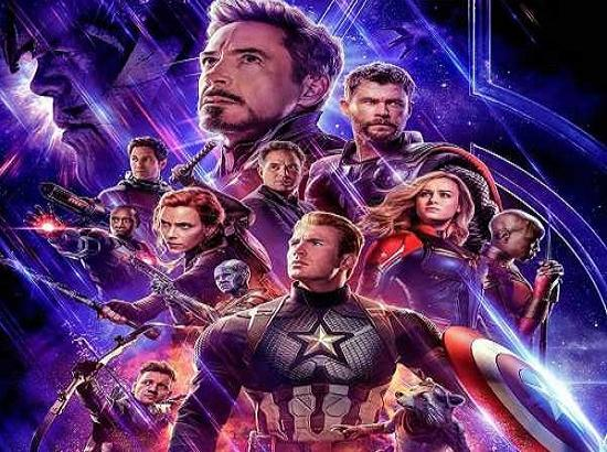 'Avengers: Endgame' shows biggest global opening in film history