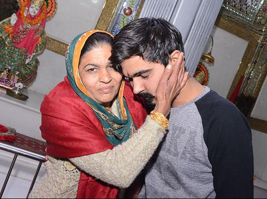 Vikas Barala reaches home , says did nothing wrong