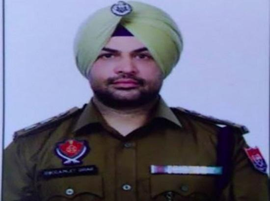 Punjab DSP Bikramjit Brar conferred Home Minister's medal for excellence in investigation