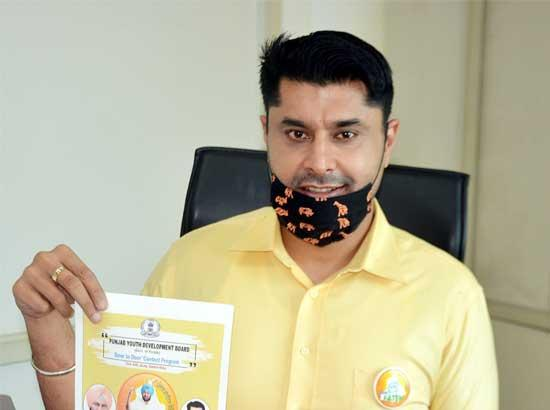 Punjab Youth Development Board to organize dedicated day long awareness campaign on 4th Ju