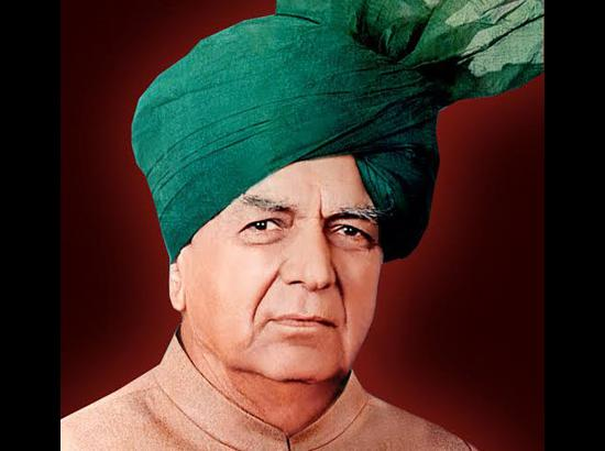 Ch. Devi Lal, a guardian angel for farmers, labourers and downtrodden