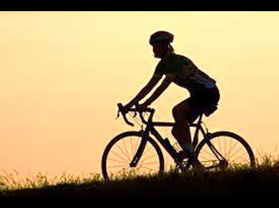 Let Cycling be a passion for fun and fitness..Writes S Z Khan, Sr.Div.Security Commissioner, RPF
