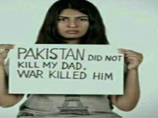 Let Gurmehar be…world class pacifist…Let you and I handle Pakistan…